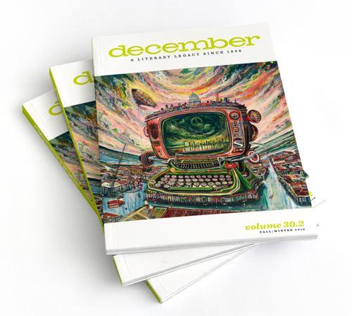 December Magazine Portfolio Feature