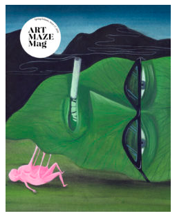 Featured in Art Maze Magazine